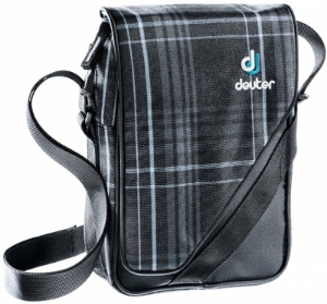 Deuter Escape II black-check