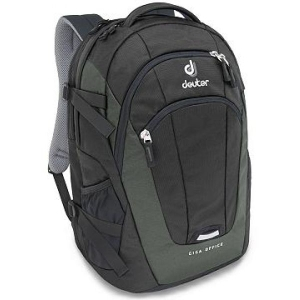 Deuter Giga black-anthracite