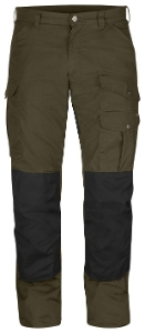 Fjäll Räven Barents Pro Winter Trousers 633 Dark Olive