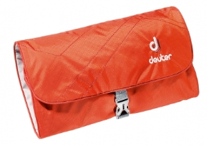 Deuter Wash Bag II papaya-lava