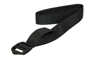 Relags strap w. ladder loc - 1 M, 20 mm, 2 pcs.
