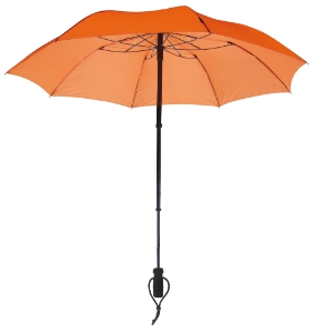 EuroSchirm umbrella 'teleScope handsfree' - orange