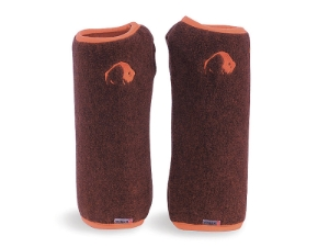 Tatonka Maine Wristwarmer, brick