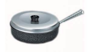 Trangia Gourmet Frying Pan, Non-Stick, with lid