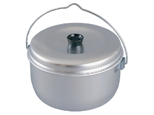 Trangia kettle aluminum 2.5 liter with lid