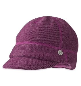 Outdoor Research Women's Flurry Cap, orchid