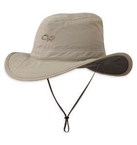Outdoor Research Ghost Rain Hat, khaki