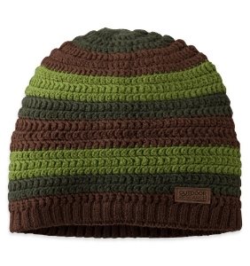 Outdoor Research Mica Beanie, Evergreen/ Earth