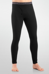 Icebreaker Anatomica Leggings w Fly