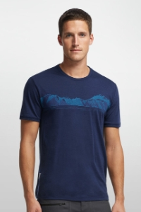 Icebreaker Tech Lite Short Sleeve Valley