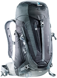 Deuter ACT Trail 30 zwart-granite
