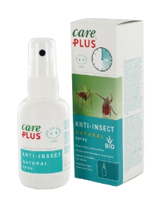 CarePlus Anti-Insect Natural Spray 60 ml
