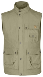 Fjäll Räven Wild Vest MT 236-light Khaki