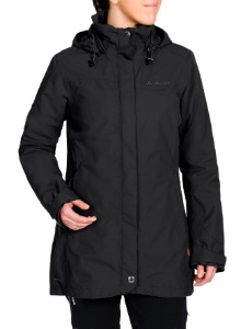 Vaude Idris Women's 3in1 Parka Black