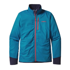 Patagonia M's All Free Jkt Underwater Blue