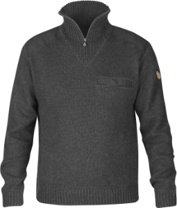 Fjällräven Koster Sweater 030 Dark Grey