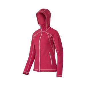 Mammut Nova Jacket Women Light Carmine melange