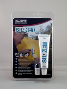 McNett SilNet, silicone seam sealant 28 ml