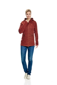 Tatonka Glenn W´s Jacket redbrown