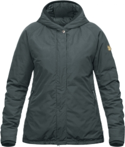 Fjäll Räven High Coast Padded Jacket Ash Grey