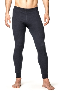 Woolpower Long Johns 400 Unisex black