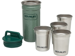 Stanley Shot Glass Becher-Set, 4x59ml, 18/8 Edelstahl