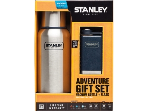 Stanley Adventure Gift Set, Vaccum Bottle