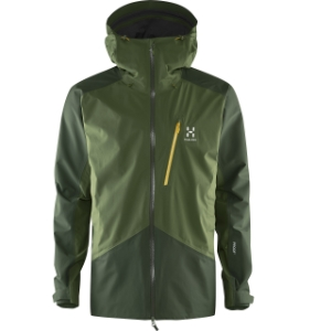 Haglöfs Niva Jacket Men Juniper / Nori Green
