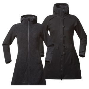 Bergans Bjerke 3in1 Lady Coat