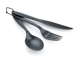 GSI 3PC Ring Cutlery