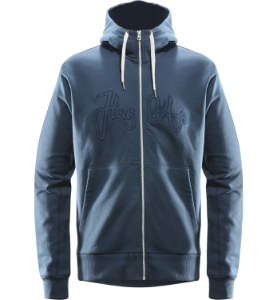 Haglöfs Norbo Hood Men Blue ink