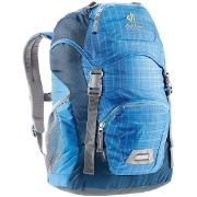 Deuter Junior coolblue-check