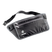 Deuter Security Money Belt black-granite