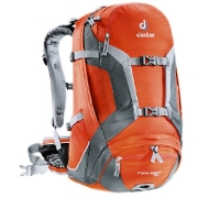 Deuter Trans Alpine 30 papaya-granite