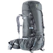 Deuter Aircontact 55 + 10 granite-black