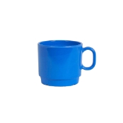 Waca melamine, blue - cup 280 ml