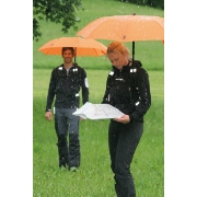 EuroSchirm umbrella 'teleScope handsfree' - orange , image 3