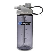 Nalgene 'Multi Drink' bottle - 0,6 L, grey