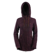 Tatonka Glenwood W's Jacket, dark purple