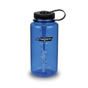 Nalgene 'Everyday mouth bottle' - 1 L, blau