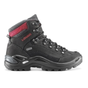 Lowa RENEGADE GTX® MID Ws Black/red