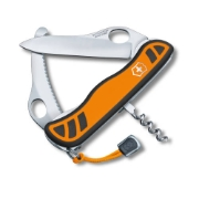 Victorinox Hunter XS One Hand 2k, orange / noir