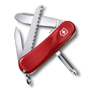 Victorinox Junior 09, 85mm, Rouge