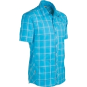 Icebreaker Departure Short Sleeve Shirt Plaid, image 4