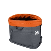 Mammut Boulder Chalk Bag smoke-orange, image 2