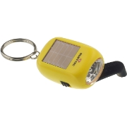 Rubytec KAO Swing Solar Flashlight yelow