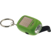 Rubytec KAO Swing Solar Flashlight green