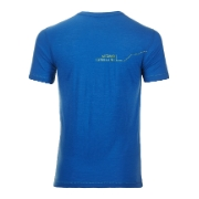 Ortovox Merino Cool mountain  SHORT SLEEVE blue ocean, image 2