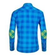 Ortovox  ROCK´N´WOOL COOL SHIRT LONG SLEEVE blue ocean, image 2