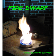 Cans stove FIRE DWARF, image 3